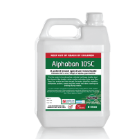 Alphaban 10SC Alpha-Cypermethrin Residual Insecticide Residual Insecticide Vector and Pest Control Product